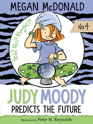 cover image of Judy Moody Predicts the Future